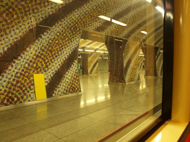 La metro di Budapest